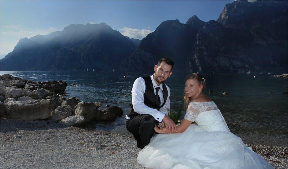 Il matrimonio di Cinzia e Alessandro a Rovereto, Trento
