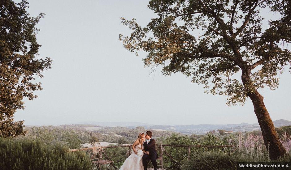 Il matrimonio di Andrea e Francesca a Perugia, Perugia