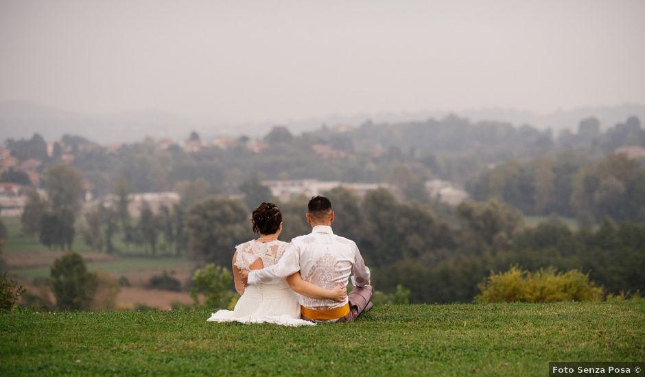 Il matrimonio di Simone e Stefania a Briosco, Monza e Brianza