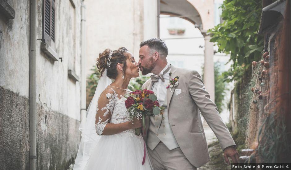 Il matrimonio di Martino e Alison a Stresa, Verbania