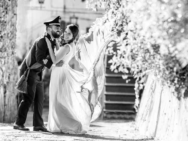 Le nozze di Helga e Giuseppe