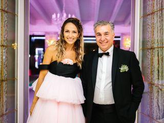 Le nozze di Natalia e Guseppe