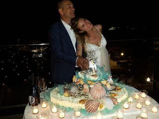 Le nozze di Eliana  e Emiliano