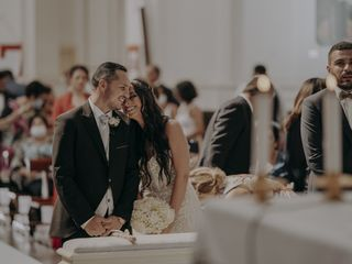 Le nozze di Alina e Arcangelo