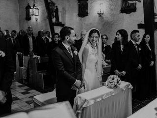 Le nozze di Carlo e Sarah