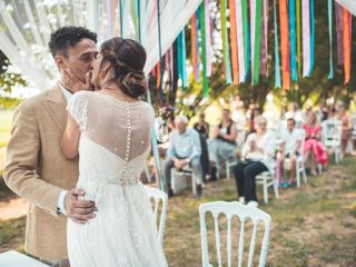 Le nozze di Bojana e Paolo
