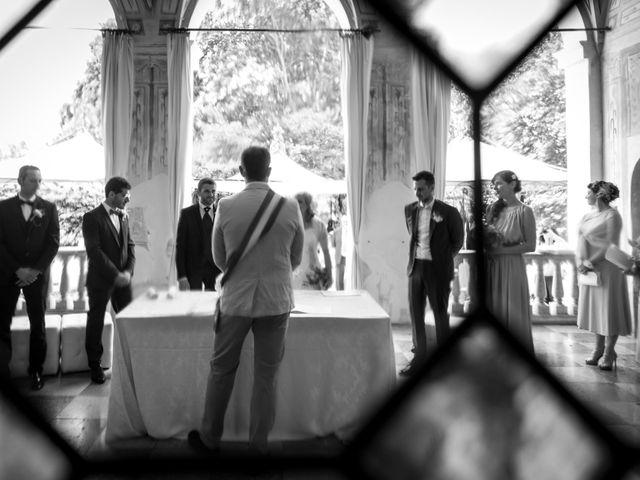 Il matrimonio di Matteo e Anna a Roncoferraro, Mantova 12