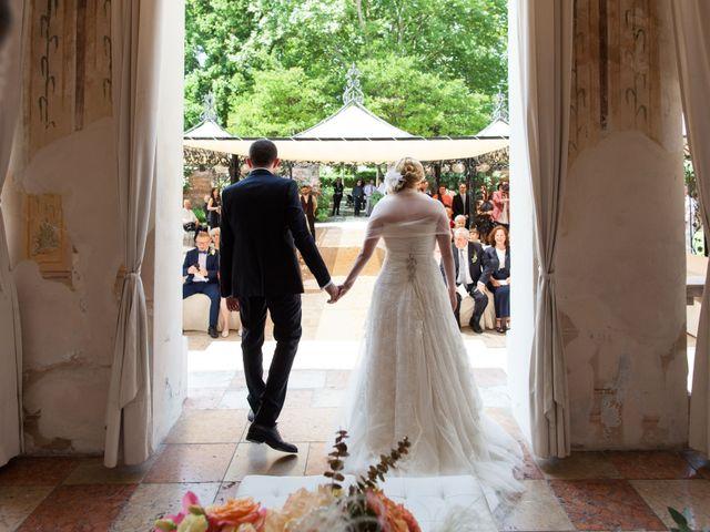 Il matrimonio di Matteo e Anna a Roncoferraro, Mantova 14