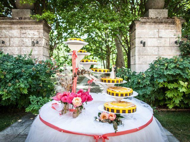 Il matrimonio di Matteo e Anna a Roncoferraro, Mantova 20