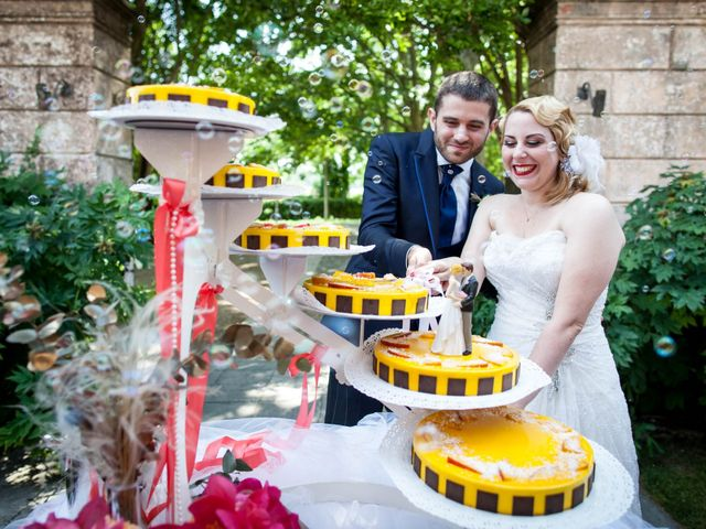 Il matrimonio di Matteo e Anna a Roncoferraro, Mantova 22