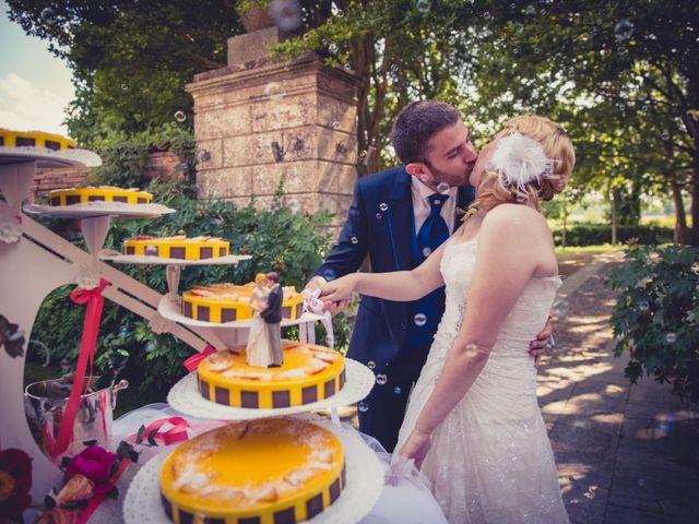 Il matrimonio di Matteo e Anna a Roncoferraro, Mantova 23