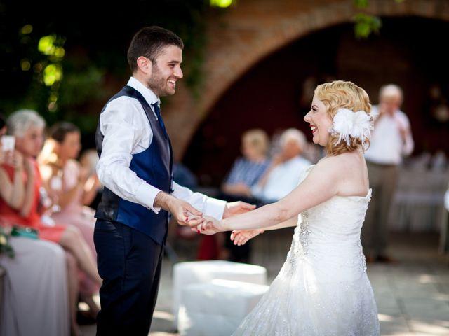 Il matrimonio di Matteo e Anna a Roncoferraro, Mantova 24