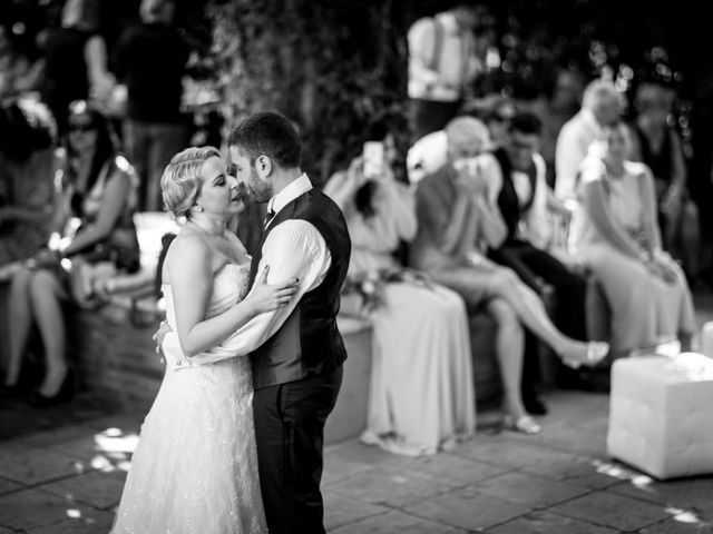 Il matrimonio di Matteo e Anna a Roncoferraro, Mantova 25