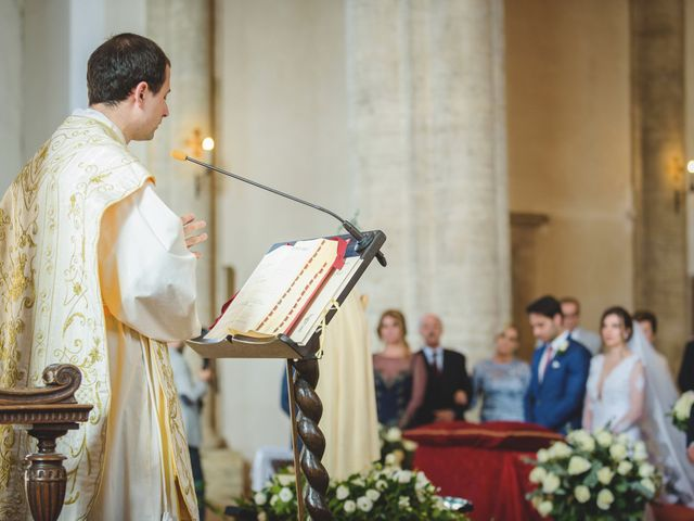Il matrimonio di Andre e Stefani a Pienza, Siena 12