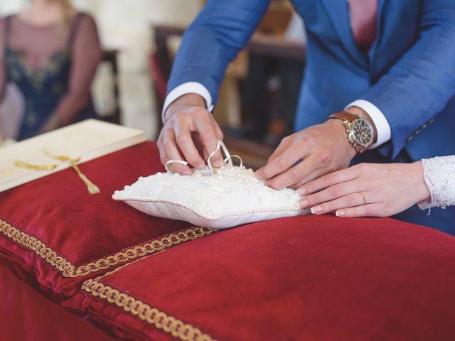 Il matrimonio di Andre e Stefani a Pienza, Siena 18
