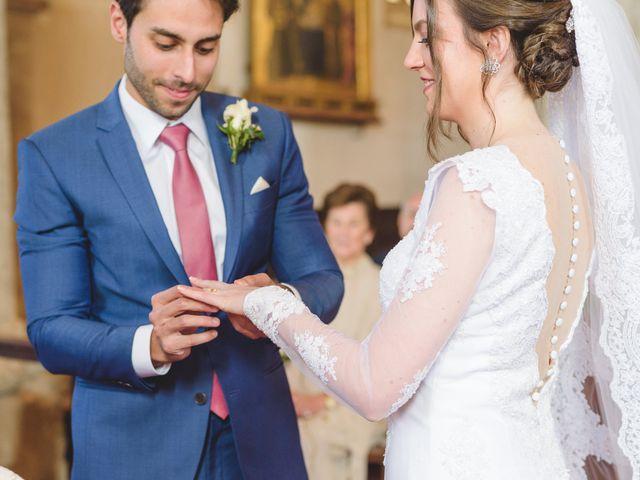 Il matrimonio di Andre e Stefani a Pienza, Siena 19