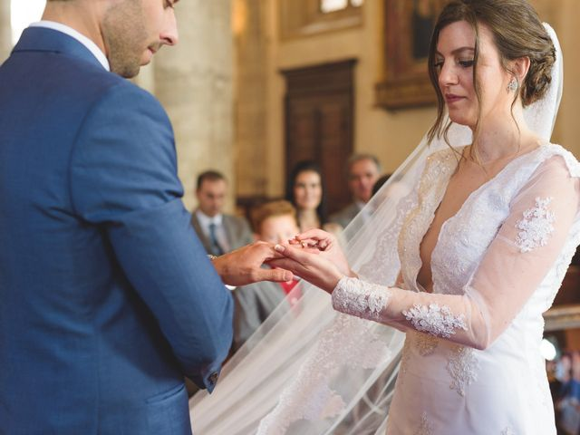 Il matrimonio di Andre e Stefani a Pienza, Siena 20
