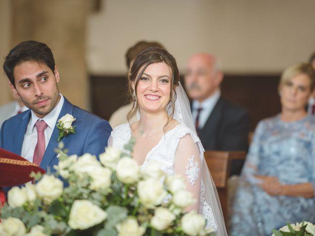 Il matrimonio di Andre e Stefani a Pienza, Siena 21
