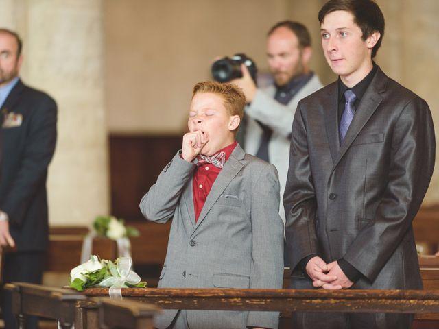 Il matrimonio di Andre e Stefani a Pienza, Siena 22