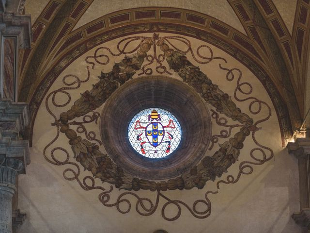 Il matrimonio di Andre e Stefani a Pienza, Siena 24