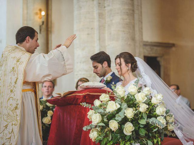 Il matrimonio di Andre e Stefani a Pienza, Siena 26