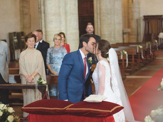 Il matrimonio di Andre e Stefani a Pienza, Siena 27