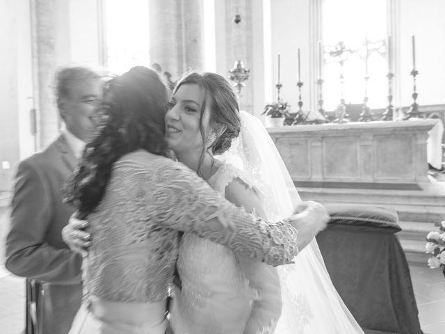 Il matrimonio di Andre e Stefani a Pienza, Siena 28
