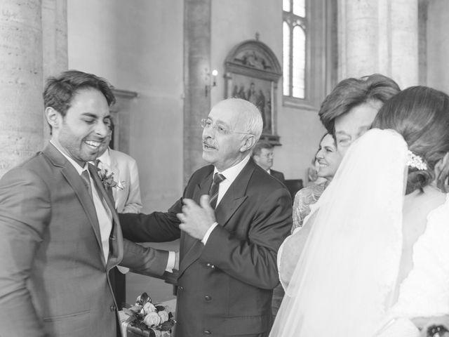 Il matrimonio di Andre e Stefani a Pienza, Siena 29