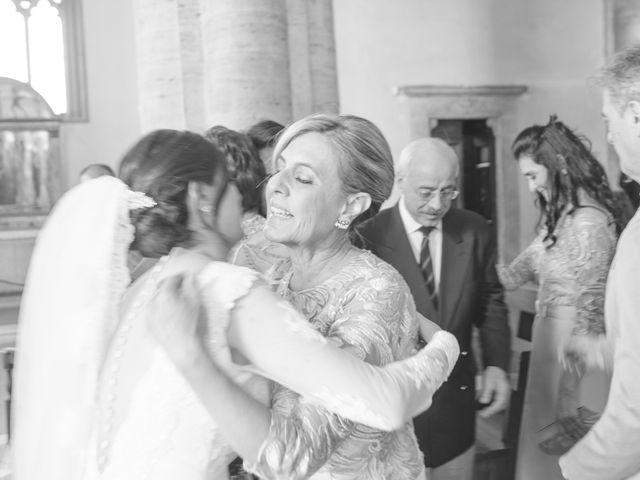 Il matrimonio di Andre e Stefani a Pienza, Siena 30