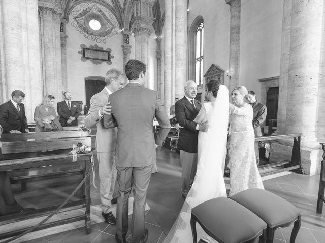 Il matrimonio di Andre e Stefani a Pienza, Siena 31