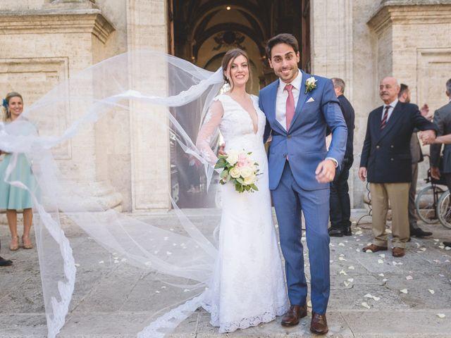 Il matrimonio di Andre e Stefani a Pienza, Siena 33