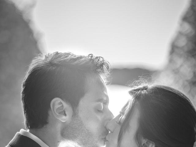 Il matrimonio di Andre e Stefani a Pienza, Siena 37