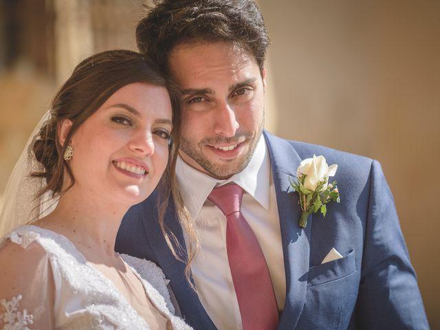 Il matrimonio di Andre e Stefani a Pienza, Siena 38