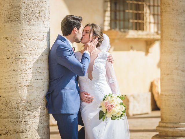Il matrimonio di Andre e Stefani a Pienza, Siena 40