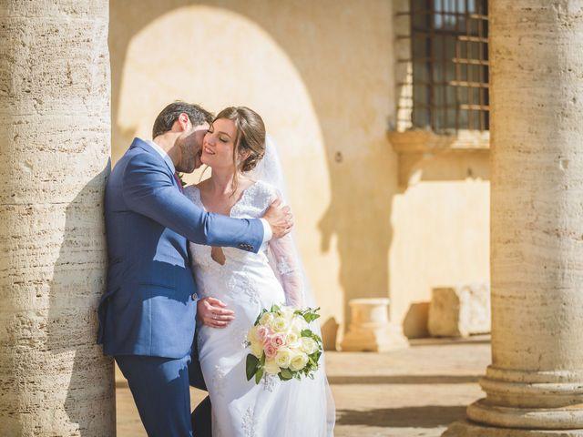 Il matrimonio di Andre e Stefani a Pienza, Siena 41