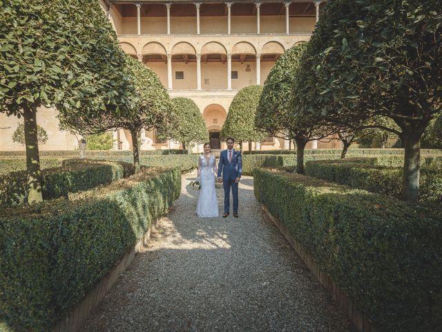 Il matrimonio di Andre e Stefani a Pienza, Siena 45