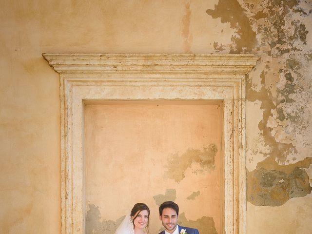 Il matrimonio di Andre e Stefani a Pienza, Siena 47
