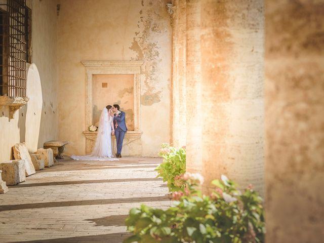 Il matrimonio di Andre e Stefani a Pienza, Siena 48