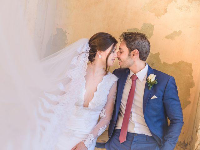 Il matrimonio di Andre e Stefani a Pienza, Siena 49