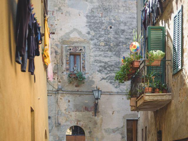 Il matrimonio di Andre e Stefani a Pienza, Siena 58