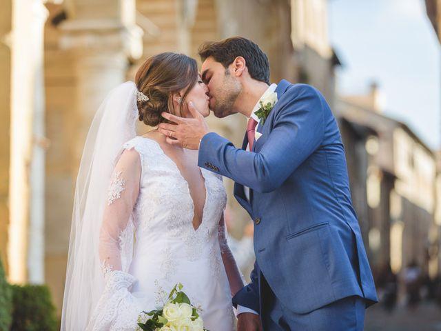 Il matrimonio di Andre e Stefani a Pienza, Siena 62