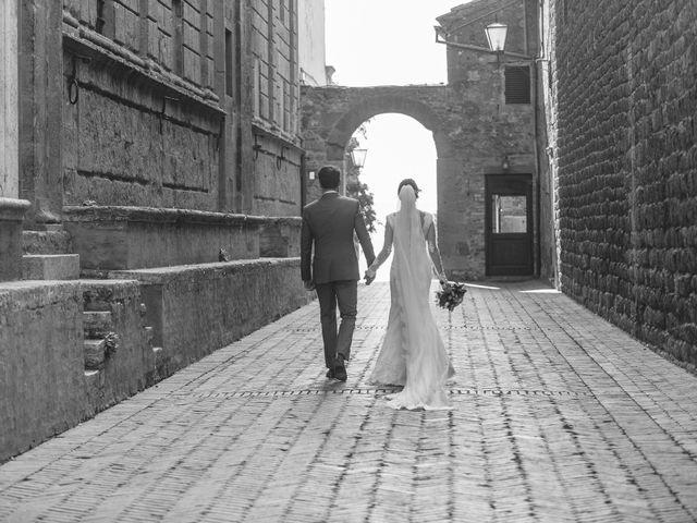 Il matrimonio di Andre e Stefani a Pienza, Siena 64