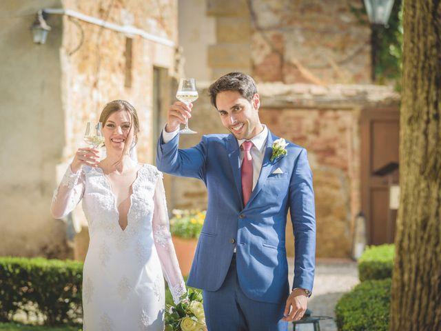 Il matrimonio di Andre e Stefani a Pienza, Siena 65