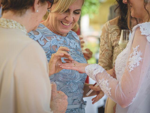Il matrimonio di Andre e Stefani a Pienza, Siena 67