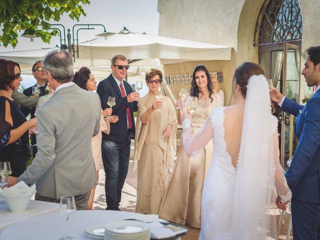 Il matrimonio di Andre e Stefani a Pienza, Siena 68