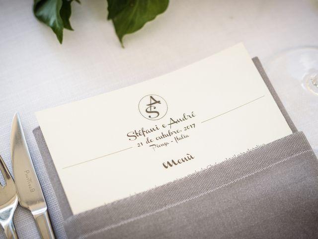Il matrimonio di Andre e Stefani a Pienza, Siena 71