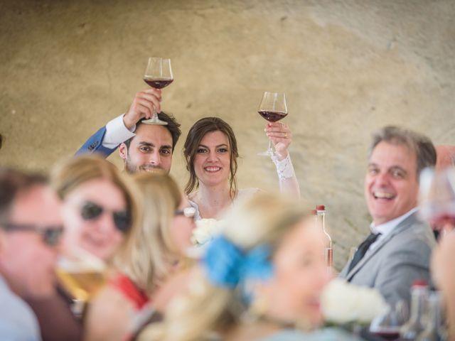 Il matrimonio di Andre e Stefani a Pienza, Siena 76
