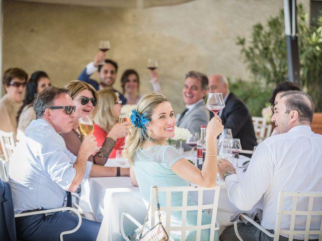 Il matrimonio di Andre e Stefani a Pienza, Siena 77