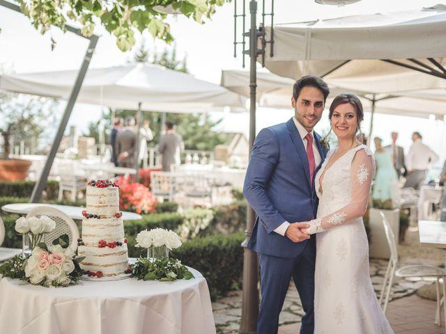 Il matrimonio di Andre e Stefani a Pienza, Siena 80