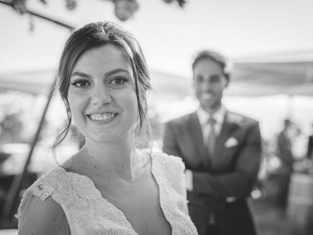 Il matrimonio di Andre e Stefani a Pienza, Siena 81